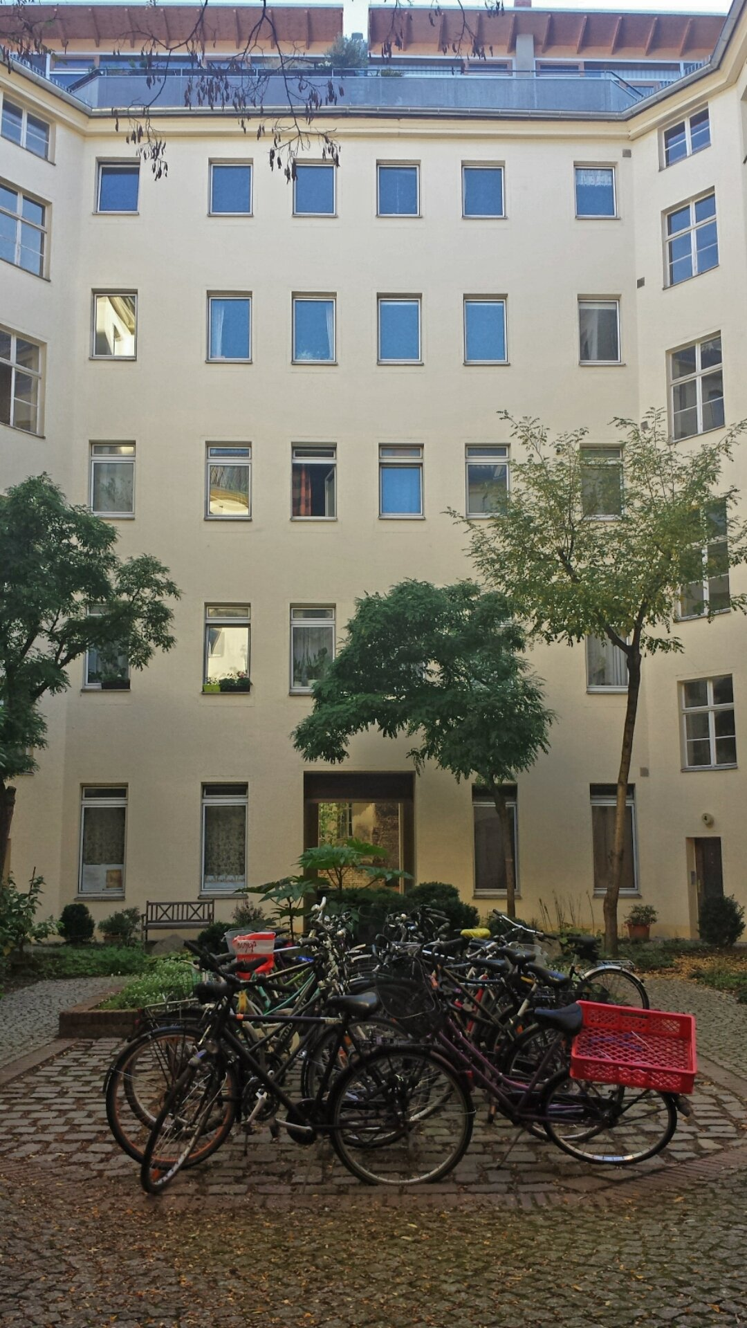 Apartments in Berlin