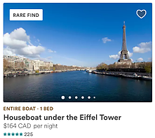 Great AirBnB in Paris