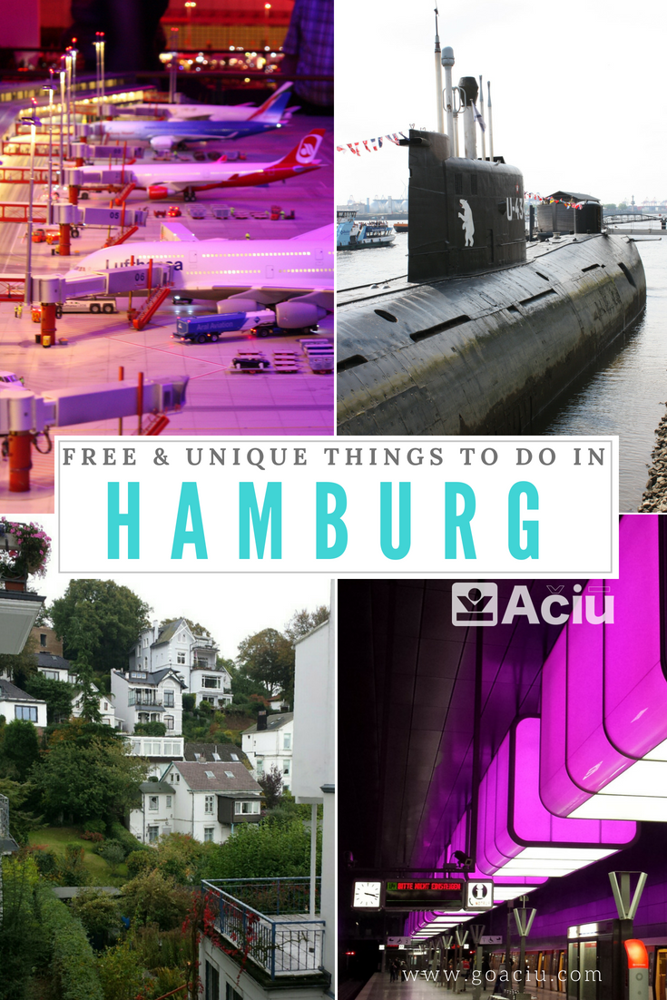 10 Free and Unique Things to do in Hamburg